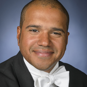 Armand V. Hall, II, Associate Director of Bands